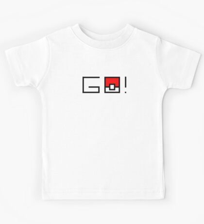 Pokemon - Lets Go! Kids Tee