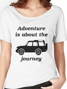 Discovery - The Journey Women's Relaxed Fit T-Shirt