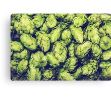 Hops and Hops Canvas Print
