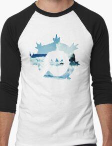 King's Rock - Gyarados Men's Baseball ¾ T-Shirt