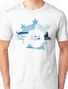 King's Rock - Gyarados Unisex T-Shirt
