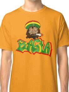 rasta colors one love Classic T-Shirt