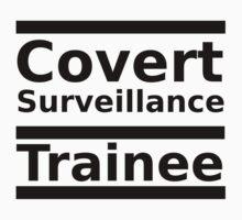 Covert Surveillance Trainee Kids Clothes