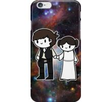 Han&Leia iPhone Case/Skin
