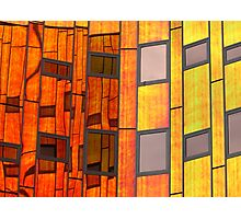 Windows   - JUSTART ©  Photographic Print