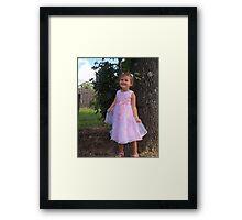 Sweet Smile of Nature Framed Print
