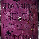 The Valiant by Sybille Sterk