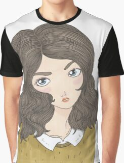 Pleading Eyes Graphic T-Shirt