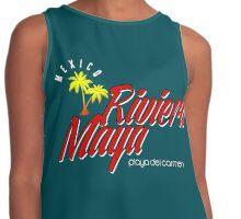 Riviera Maya Contrast Tank