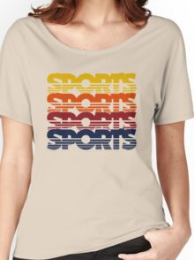 Vintage Sports Women's Relaxed Fit T-Shirt