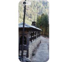 Prayer Wheels iPhone Case/Skin