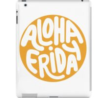 Aloha Friday iPad Case/Skin