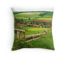 Iwerne Courtney Throw Pillow