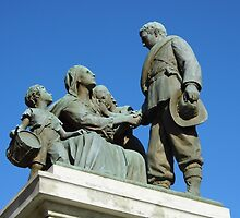 Confederate Women Memorial by WildestArt