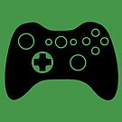 Game Controller by Vana Shipton