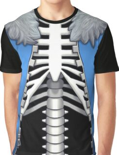Skeleton T-Shirt Graphic T-Shirt