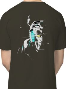 Voltron Shadowed Face Classic T-Shirt