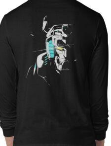 Voltron Shadowed Face Long Sleeve T-Shirt