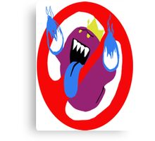 Boo Busters Canvas Print