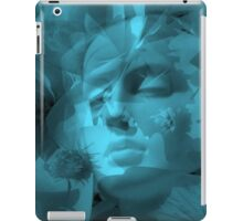 Flowers in my Head - JUSTART ©  iPad Case/Skin