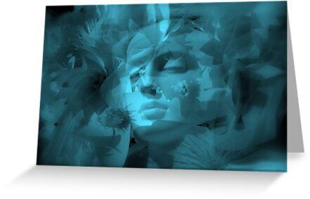 Flowers in my Head - JUSTART ©  by JUSTART