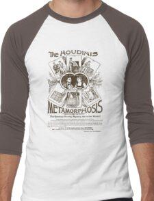 the Houdinis Men's Baseball ¾ T-Shirt