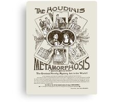 the Houdinis Canvas Print