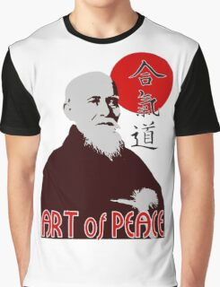 Art of Peace Graphic T-Shirt