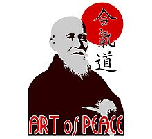 Art of Peace Photographic Print