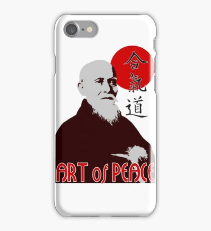 Art of Peace iPhone Case/Skin
