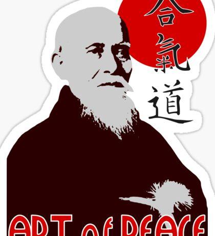 Art of Peace Sticker
