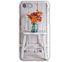 Fresh Day Lilly Flowers  iPhone Case/Skin