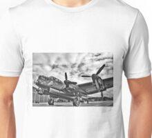 Lancaster Bomber UK Unisex T-Shirt