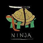 ninja by louros