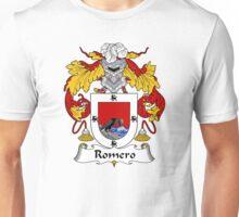 Romero Coat of Arms/Family Crest Unisex T-Shirt