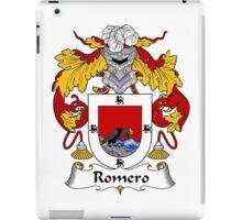 Romero Coat of Arms/Family Crest iPad Case/Skin