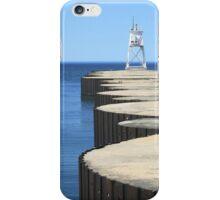 Grand Marais Michigan iPhone Case/Skin