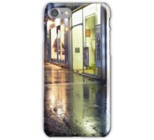 Before the shops close iPhone Case/Skin