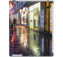 Before the shops close iPad Case/Skin