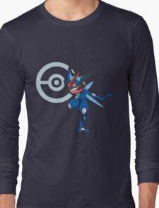 Ash Greninja Pokémon Collection Long Sleeve T-Shirt