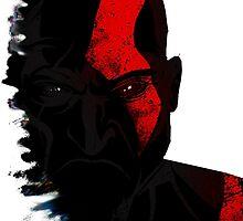 Fear Kratos by Khonector