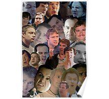 Sherlock collage 2 Poster