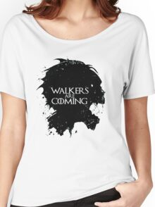 game of walking dead Women's Relaxed Fit T-Shirt