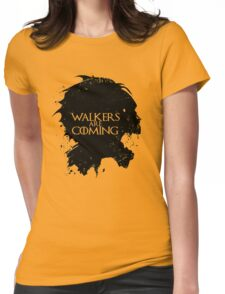 game of walking dead Womens Fitted T-Shirt
