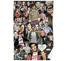 Sherlock collage 3 Poster
