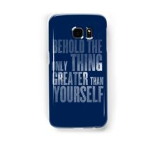 Roots - Kunta Kinte quote Samsung Galaxy Case/Skin