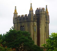 St. John's Church, North Bovey by lezvee