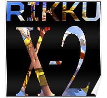 <FINAL FANTASY> Rikku X-2 Poster