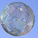 Angles within a sphere. by Trish Meyer