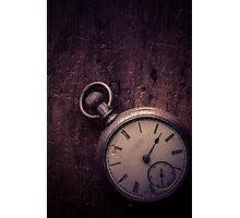 Keeping Time Photographic Print